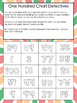 One Hundred Chart Detectives (Math Activity Center)