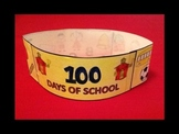 One Hundred Days of School Hat