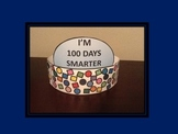 One Hundred Days of School Hat 3