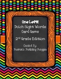 One Left! Dolch Words Game-2nd Grade Edition