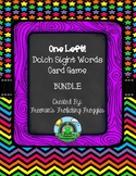 One Left! Dolch Words Game-BUNDLE