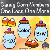 One Less One More Candy Corn Themed Activity