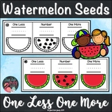 One Less One More Watermelon Seeds