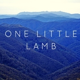 Bible Song: One Little Lamb