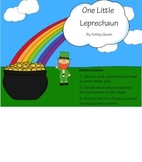 One Little Leprechaun: An Instruments Listening Activity