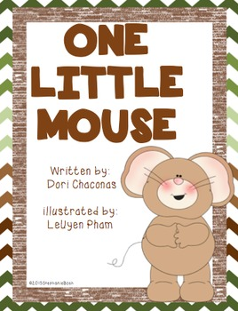 One Little Mouse - Scott Foresman Reading Street® Resource Packet