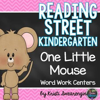 One Little Mouse Unit 4 Week 3