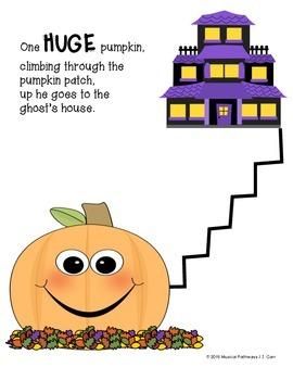 One Little Pumpkin