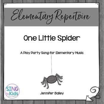 One Little Spider