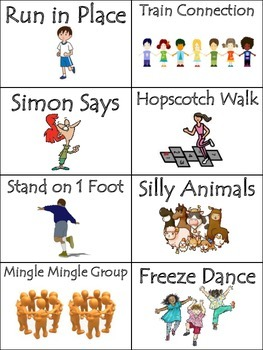One-Minute Brain Breaks (To Help Students Refocus or Transition)