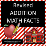 One Minute Math Facts 2 - 12
