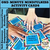Mindful Activities - One Minute Mindfulness Cards for All Ages