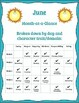 One-Minute Social Skills for June (Daily Practice)