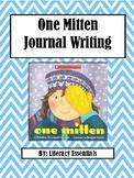 One Mitten Journal Writing
