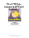 Cause & Effect Activity inspired by One Mitten