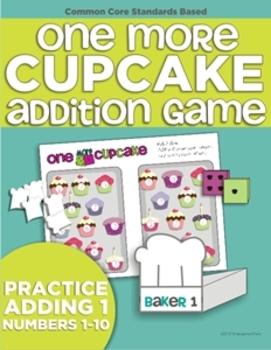 One More Cupcake