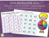 One More/One Less (+1 / -1) - Numbers to 50