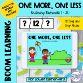 One More One Less Boom Learning℠ Quiz | SPRING