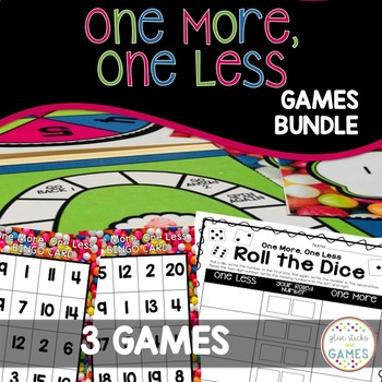 One More, One Less Games BUNDLE