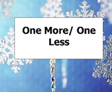 One More / One Less Math