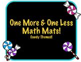 One More & One Less Math Mats
