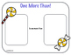 One More & One Less Math Mats