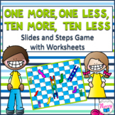 Ten More Ten Less (10 More 10 Less)