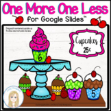 One More One Less to 10 Digital Activity and Worksheets fo
