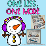 One More, One Less with the Snowmen!