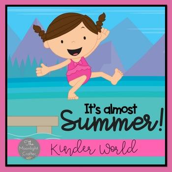 One More Week!! Summer is Coming Fun!