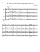One Octave Major Scale Studies thru 4 Sharps and 4 Flats Plus C for Strings