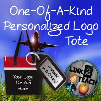 One-Of-A-Kind Personalized Logo Tote
