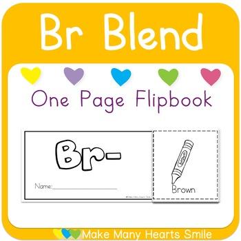 One Page Flip Book: Br Blend  MMHS26