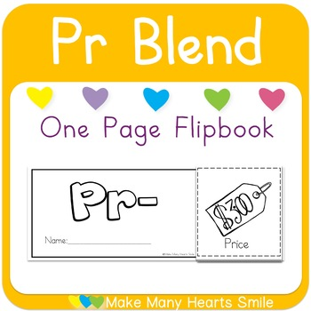One Page Flip Book: Pr Blend  MMHS26
