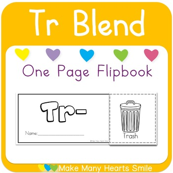 One Page Flip Book: Tr Blend