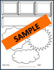 Graphic Organizer for ANY Poem, poetry analysis, creative thinking