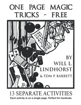 One Page Magic Tricks - Free