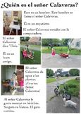 One Page Novice-Low Biographies: El señor Calaveras