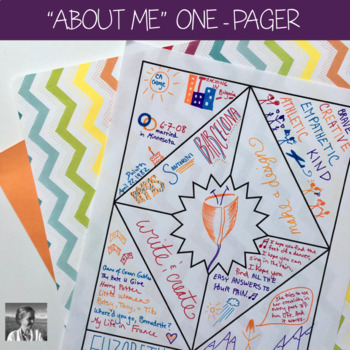 One Pager Worksheets Teaching Resources Teachers Pay Teachers
