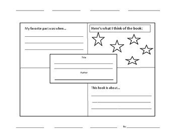One Pager Book Review