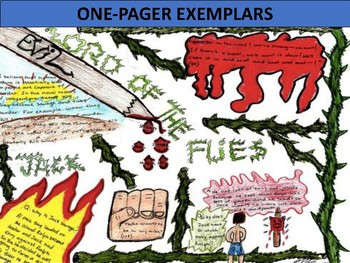 One-Pager Text/Subject Analysis