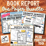 One Pager and Sketch Notes BUNDLE!!