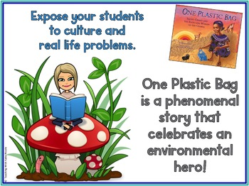 One Plastic Bag - Earth Day Book Companion