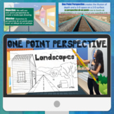 One Point Perspective Drawing Unit
