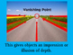 One Point Perspective Powerpoint
