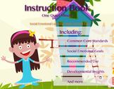 One Quiet Minute Instruction Book