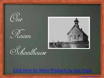 One Room School House 2007 PowerPoint FREE
