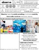 Vocabulary Worksheets for Speech Therapy: One Sheet, Digital, Uses Real Pictures