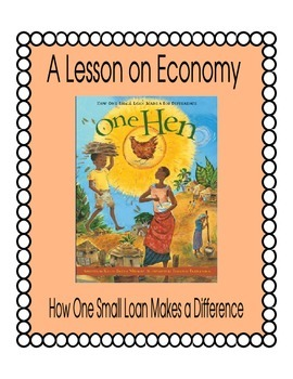 One Small Hen - An Economy Lesson