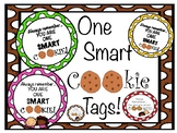 One Smart Cookie Tags